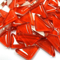 Soft Glass, Red Triangle 200 g