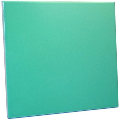 Ceramic tile, Turquoise FL36
