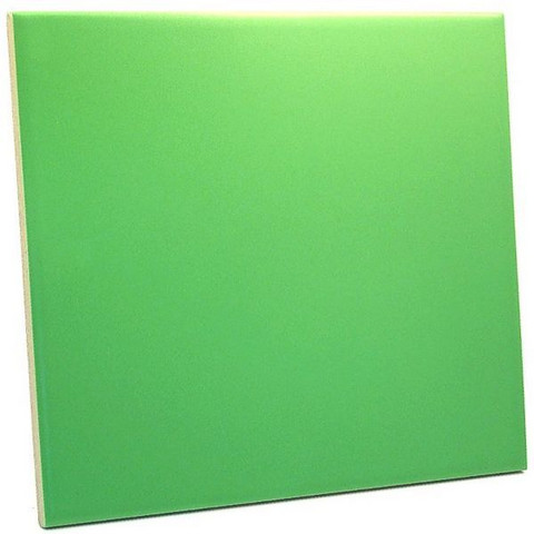 Ceramic tile, Green FL31