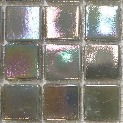 Iridescent 15mm, Iron, 81 tiles