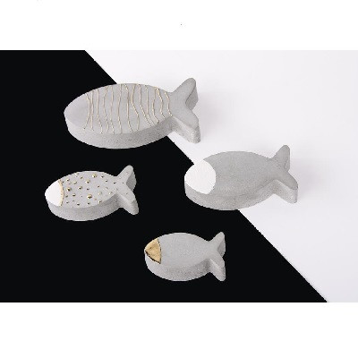 Casting mould: Fishes