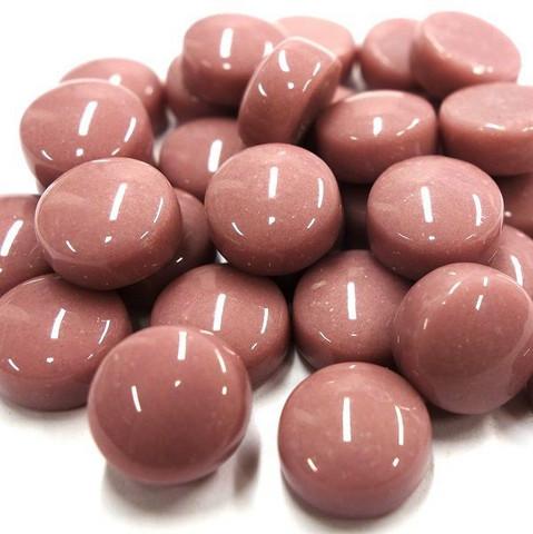 Minipärlor, Rosa, 50 g