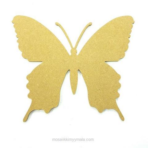 MDF-fjäril, 1