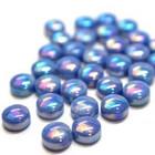 Minipärlor, Pearlised, True Blue, 50 g