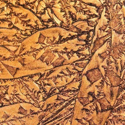 Van Gogh 5x10 cm, Copper Sparkle