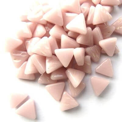 Mini Triangle, Pale Pink, 50g