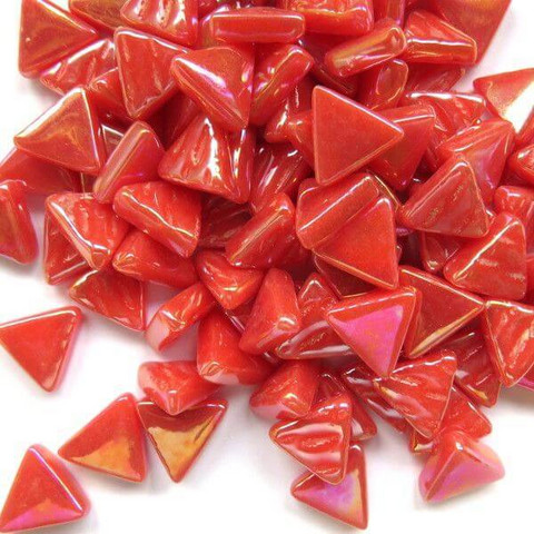 Mini Triangle, Iridised Watermelon, 50g