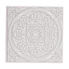 Gjutform mönster, Mandala, 11x11 cm