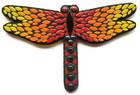 Sudenkorento, Punakeltainen, 31 cm, DIY