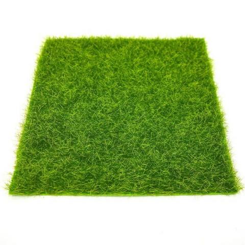 Grass to mini garden
