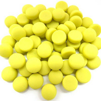 Mini Gems: Matte, Yellow 50g