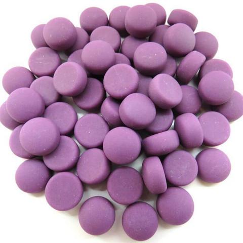 Minipärlor, Matte, Purple 50 g