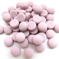 Minipärlor, Matte, Pink 50 g