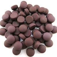 Mini Gems: Matte, Brown 50g