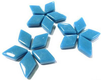 Glass Diamonds, Lake Blue 50g