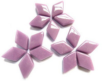 Glass Diamonds: Lilac, 50g