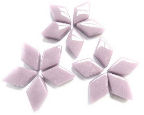 Glasdiamanter, Rose Petal 50 g