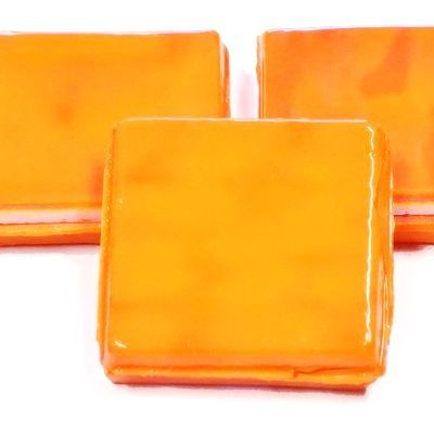 Ice Glass, Orange 200 g
