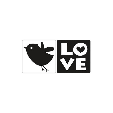 Labels Love+bird