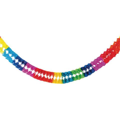 Decorative ribbon, Rainbow