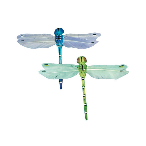Feather dragonfly, 2 pcs