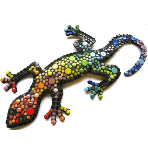 Mosaiikkilisko, 50 cm, DIY