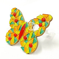 Children's kit, Stand-up Butterfly, DIY