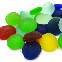 Glass Gems, Mix Frost, 1 kg
