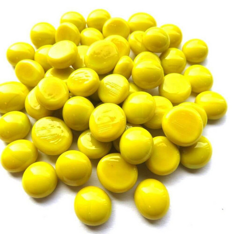 Mini Nuggets, Yellow Marble, 50 g