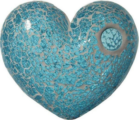 Safety Glass, Turquoise