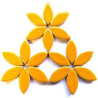 Keramiska löv, Curry, 25 mm, 50 g