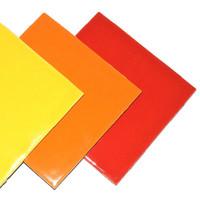 Keramiska kakel, Yellow-Red Mix, 21 st