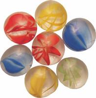 Glass Gems, Multicolour mix patterned, 100 g