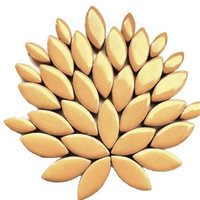 Ceramic leaves, Yellow Pepper, 50g