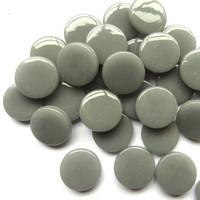 Penny Gems, Mid Grey, 50 g