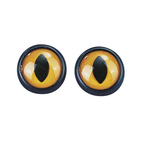 Pöllön silmät, 2 kpl, 17 mm, muovia