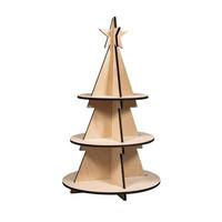 Wooden tree, 44 cm