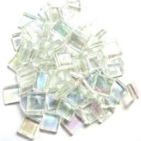 Transparent 10 mm, Pearlite, iridescent, 50 g