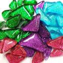 Soft Glass, Glitter