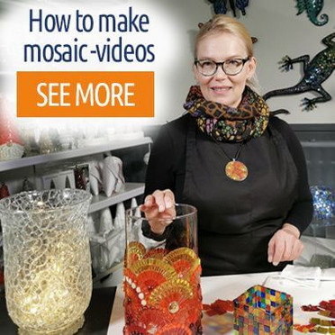 How to make mosaic video.