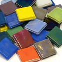 Glass Mosaic 15 mm