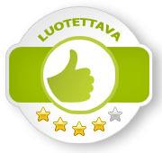 Customer rating - Very good and reliable.