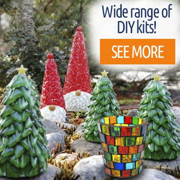 Wide range of DIY-kits.