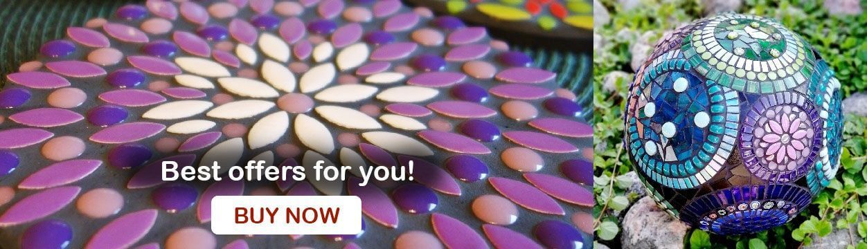 Best mosaic offers for you, buy now.
