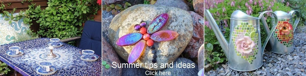 Summer tips and ideas  Click here