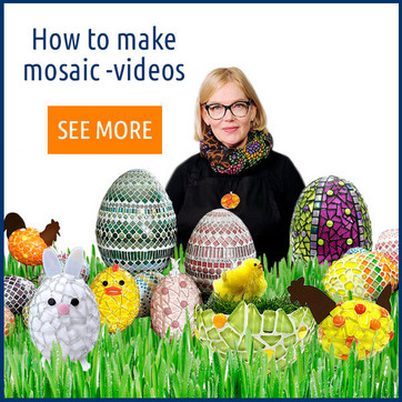 Mosaic videos.
