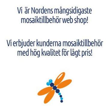 MosaikShop - Web shop.