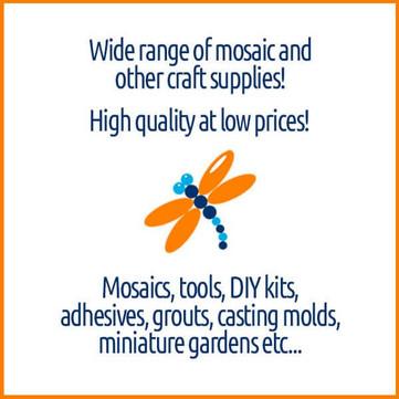 Mosaic online shop.