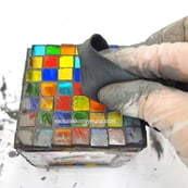 DIY-Mosaik.