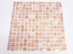 Cream Gold-Copper GA02 , Sheet, 32,7x32,7 cm